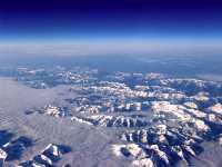 Canadian Rockies Aerial 20
