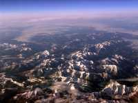 Canadian Rockies Aerial 19