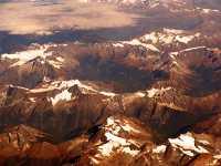 Canadian Rockies Aerial 11