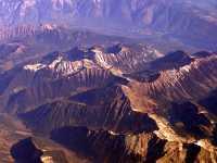 Canadian Rockies Aerial 10