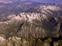 Canadian Rockies Aerial 09