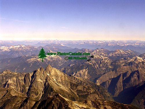 Canadian Rockies Aerial 06