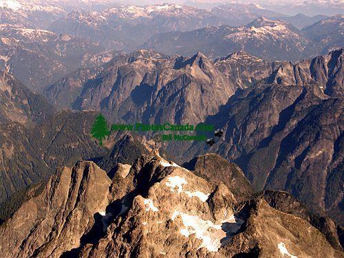 Canadian Rockies Aerial 05