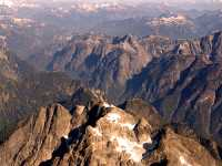 Canadian Rockies Aerial 05