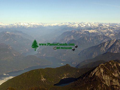 Canadian Rockies Aerial 04