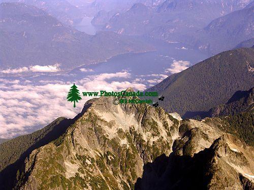 Canadian Rockies Aerial 03