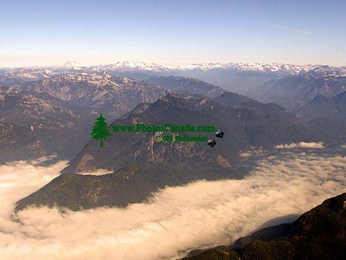 Canadian Rockies Aerial 02