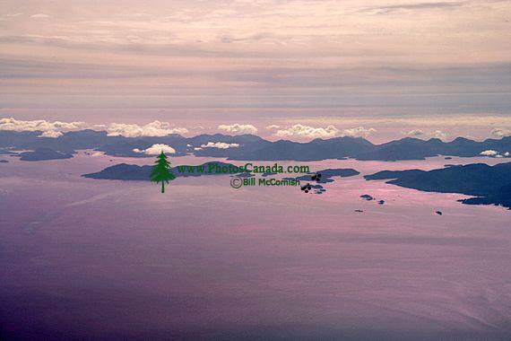 Gwaii Haanas National Park Reserve Aerial, British Columbia, Canada CM11-03