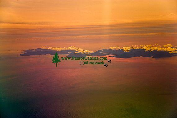 Gwaii Haanas National Park Reserve Aerial, British Columbia, Canada CM11-01