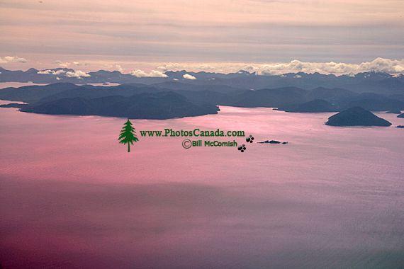 Gwaii Haanas National Park Reserve Aerial, British Columbia, Canada CM11-05