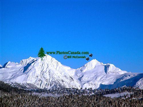 Aerial Squamish to Whistler, British Columbia, Canada 03