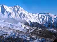 Aerial Squamish to Whistler, Mount Garibaldi, Brohm Ridge, British Columbia, Canada 10