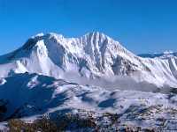 Aerial Squamish to Whistler, Mount Garibaldi, Brohm Ridge, British Columbia, Canada 11