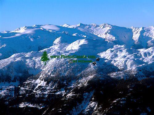 Aerial Squamish to Whistler, Coast Mountains, British Columbia, Canada 03