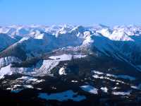 Aerial Squamish to Whistler, Coast Mountains, British Columbia, Canada 04