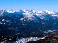 Aerial Squamish to Whistler, Coast Mountains, British Columbia, Canada 05
