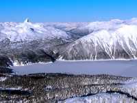 Aerial Squamish to Whistler, Garibaldi Lake, Black Tusk, British Columbia, Canada 18