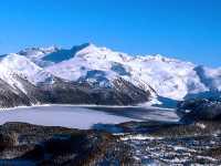 Aerial Squamish to Whistler, Garibaldi Lake, British Columbia, Canada 20