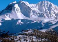 Aerial Squamish to Whistler, Mount Garibaldi, British Columbia, Canada 12