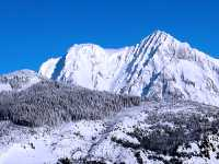 Aerial Squamish to Whistler, Mount Garibaldi, British Columbia, Canada 14