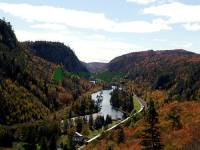 Highlight for Album: Agawa Canyon Photos, Ontario Stock Photos, Fall Autumn Colours