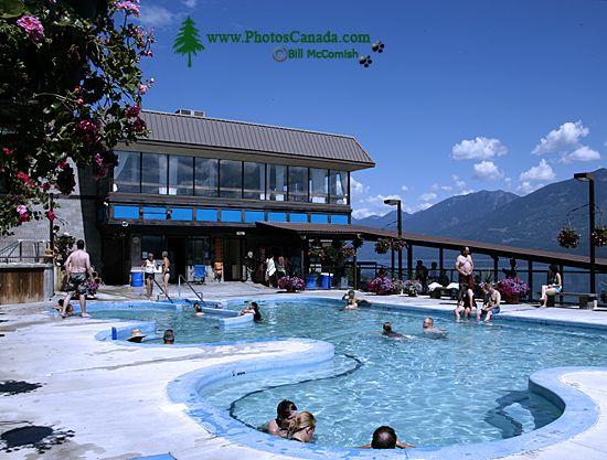 Ainsworth Hot Springs, Nelson Region, British Columbia, Canada CM11-002