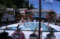 Ainsworth Hot Springs, Nelson Region, British Columbia, Canada CM11-003