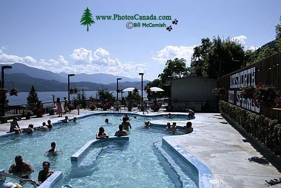 Ainsworth Hot Springs, Nelson Region, British Columbia, Canada CM11-004