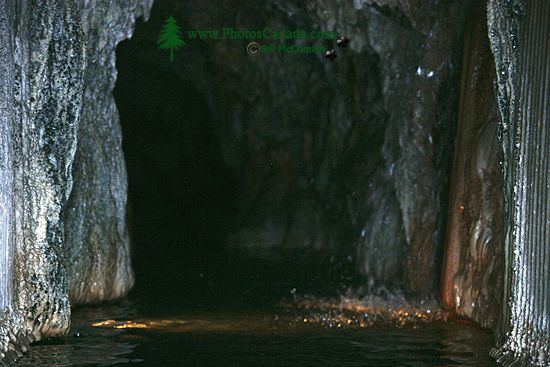 Ainsworth Hot Springs - Horseshoe Caves, British Columbia, Canada CM11-005