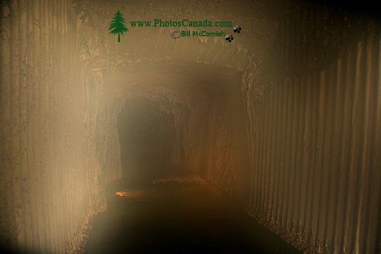 Ainsworth Hot Springs - Horseshoe Caves, British Columbia, Canada CM11-009