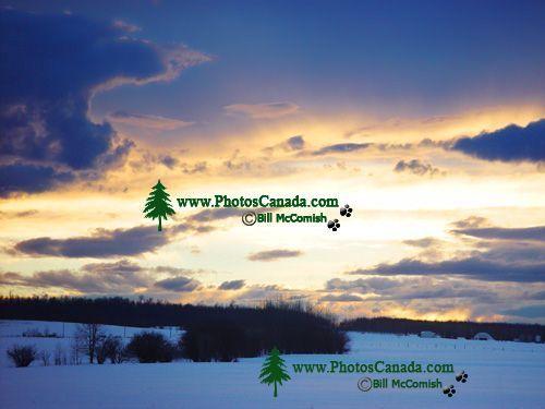 Alberta Sunset, Canada 05