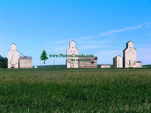 Grain Elevators, Alberta, Prairies, Canada 16