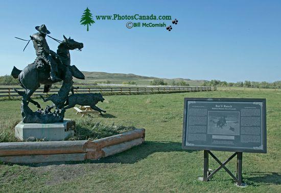 Bar U Ranch, Parks Canada National Historic Site, Alberta CM11-21