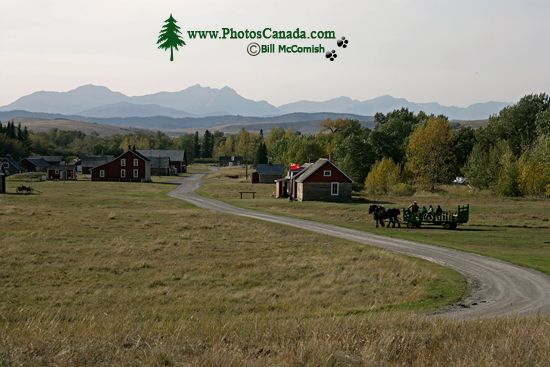 Bar U Ranch, Parks Canada National Historic Site, Alberta CM11-19