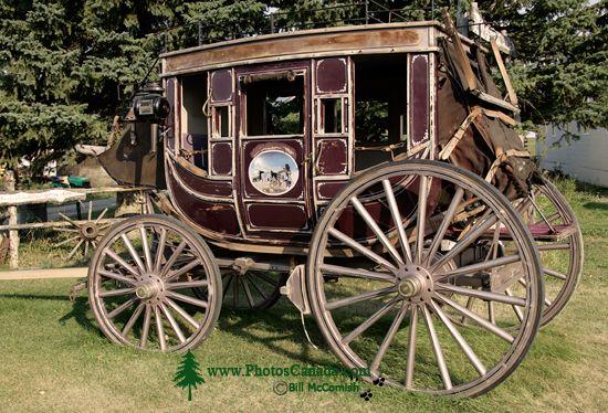 Nanton Stagecoach, Alberta CM11-18