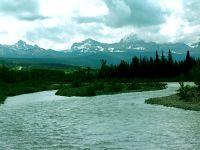 Along The Chief Mountain Highway, Alberta, Canada 07