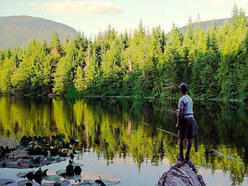Alice Lake Provincial Park, Squamish, British Columbia, Canada 08