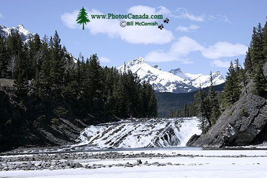 Scenery around town of Banff, May 2011, Banff National Park, Alberta, Canada CM11-003