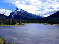 Mount Rundle, Vermilion Lakes, Banff National Park, Alberta, Canada 08