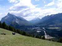 Mt Norquay Views, Banff National Park, Alberta, Canada  19