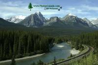 Highlight for Album: Banff National Park, May,  August and September 2011, Alberta - Canadian National Park Stock Photos