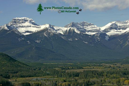 Banff National Park, Fall 2010, Alberta, Canada CM11-002