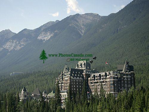 Banff Springs Hotel, Banff National Park, Alberta, Canada CM11-03