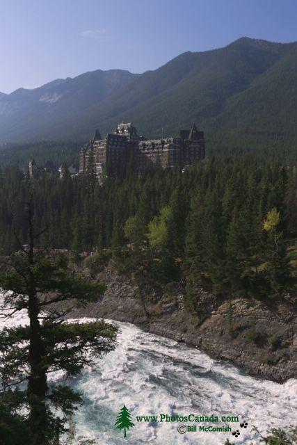 Banff Springs Hotel, Banff National Park, Alberta, CMX-001
