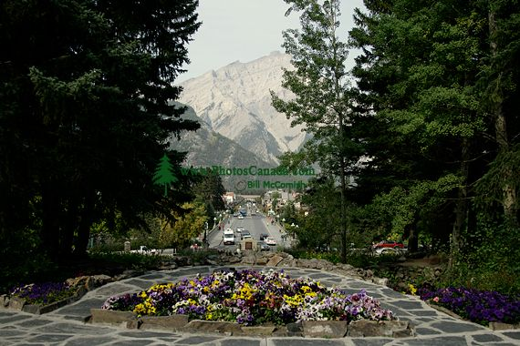 Banff National Park, Alberta, Canada CM11-03