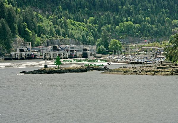 BC Ferry, Horseshoe Bay To Nanaimo Route, British Columbia Stock Photos CM11-01
