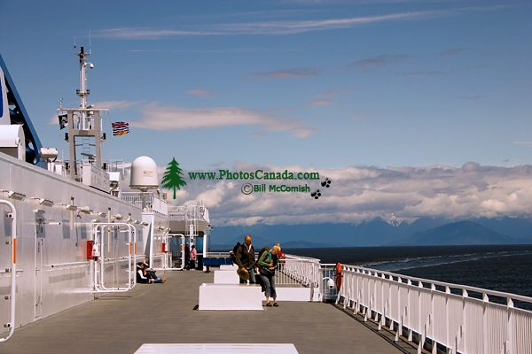 BC Ferry, Horseshoe Bay To Nanaimo Route, British Columbia Stock Photos CM11-02