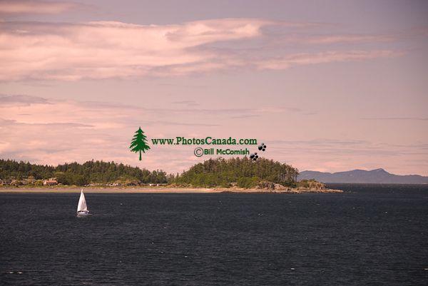 BC Ferry, Horseshoe Bay To Nanaimo Route, British Columbia Stock Photos CM11-09