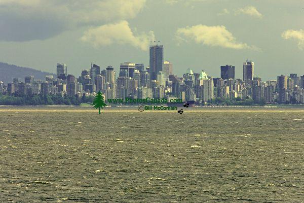 BC Ferry, Horseshoe Bay To Nanaimo Route, Vancouver View, British Columbia Stock Photos CM11-04