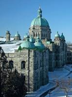 Highlight for Album: British Columbia Parliament Building, Vancouver Island, BC, Canada, British Columbia Stock Photos